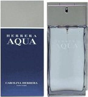 Herrera Aqua By Carolina Herrera For Men. Eau De Toilette Spray 3.4 oz
