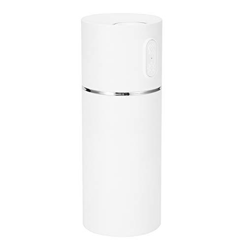 Humidificador Humidificador De Aire 200ml LED Difusor De Niebla del Coche con Lámpara UV Humidificador De Aire USB Portátil para Viajes A Domicilio