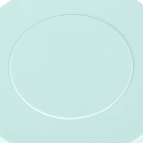 Uxsiya Tapa de Olla a presión con Tapa de Silicona Resistente a la Temperatura para microondas