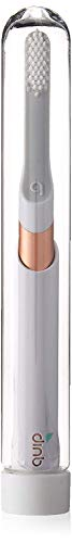 Quip Metal Electric Toothbrush - Electric Brush and Travel Cover Mount, Color- Copper, Bulk Packaging