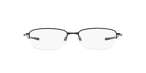 Oakley Clubface OX3102-0154 Eyeglasses Polished Black Clear Demo 54 17