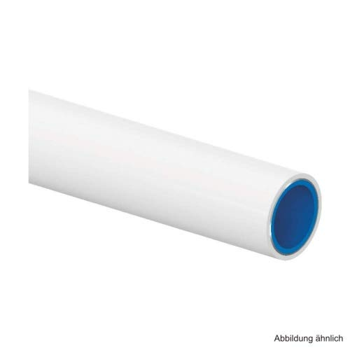 Uponor Uni Pipe PLUS S, weiß (20 x 2,25 mm, 5 m Stange)
