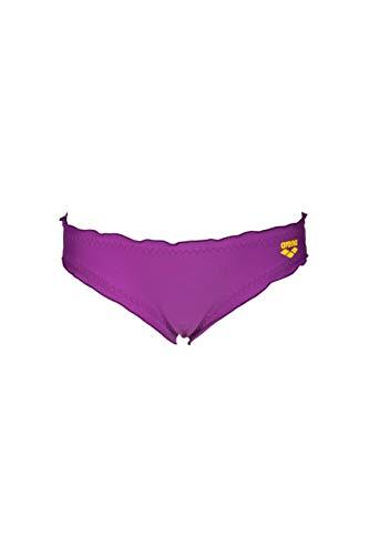 Arena G Awt Brief, Slip Nuoto da Bambina con Protezione UV, Viola (Provenza), 1-2 anni