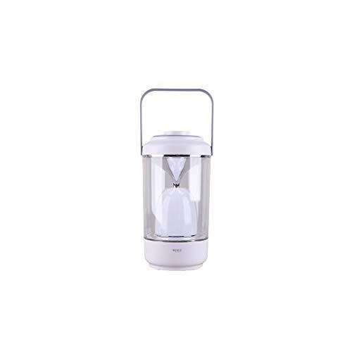GCX Exquisito Ming Lámpara de Emergencia del Hogar Recargable de la Lámpara de Iluminación de la Lámpara de Fallo de Alimentación de Repuesto Portátil Portátil al Aire Libre