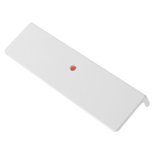 Siemens Kühlschrank Gefrierschrank Ice Box Tür Fach Griff (weiß)