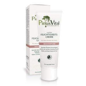 Pinus Vital Naturkosmetik | Feuchtigkeitscreme | Leichte, feuchtigkeitsspendende Textur | Zertifizierte Naturkosmetik | 50 ml