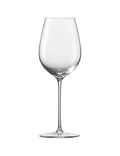 Zwiesel Glas 122084 - Vaso de cristal Enoteca Chardonnay, 415 mililitros
