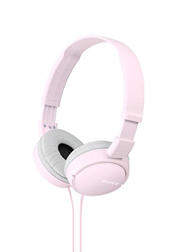 Sony MDR-ZX110 - Cuffie on-ear, Rosa