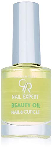 Golden Rose Beauty Oil Nail & Cuticle for Poor, Brittle Nails & Rough, Dry Cuticle 0.37 fl oz by Golden Rose