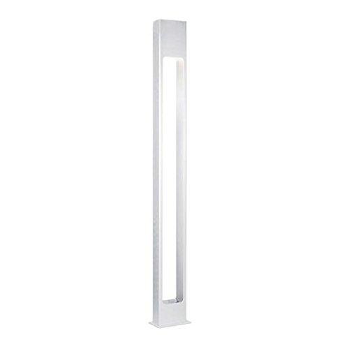 NOTE - Lampadaire halogène Blanc H180cm - Lampadaire Alma Light designé par Oriol Llahona