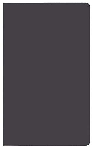 Taschenkalender Modus XL Flexi Tizio schwarz 2021: Terminplaner mit Wochenkalendarium. Ringbuch mit extra Adressheft. 1 Woche 2 Seiten. Wiederverwendbar - 8,7 x 15,3 cm