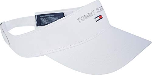 Tommy Jeans Tjw Sport Visor, Blanco, Talla única para Mujer