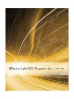 Paperback Effective Labview Programming Book