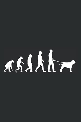 Presa Canario Daily Planner: Presa Canario Evolution Dogo / Calendar 2022 /...
