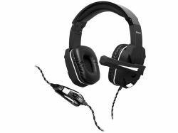 Tracer Battle Heroes Xplosive Binaural Kopfband Schwarz, Weiß - Headsets (Pc/Gaming, Binaural, Kopfband, Schwarz, Weiß, Verkabelt, 2,2 M)