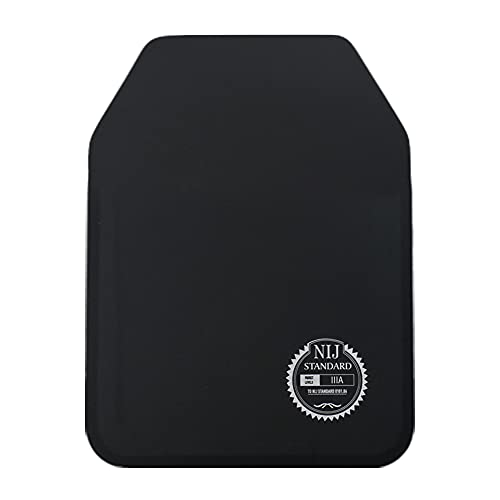 Insert Plates Chest Protectors 10' x 12' inches Armor Plate x 2pcs