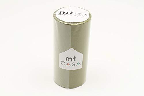 Masking Tape (MT) CASA Uni 10 cm 10 cm Olive - uguis