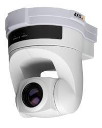 Axis 214 PTZ Netzwerkkamera (8,5mm (1/3 Zoll) CCD, 18-Fach)