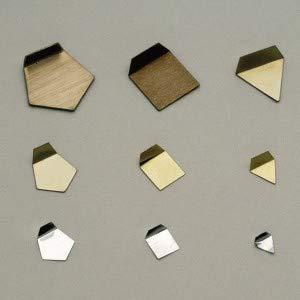 新光電子(大正天びん) OIML型板状分銅 (非磁性ステンレス) F2級(1級) 5mg F2PSO-5M