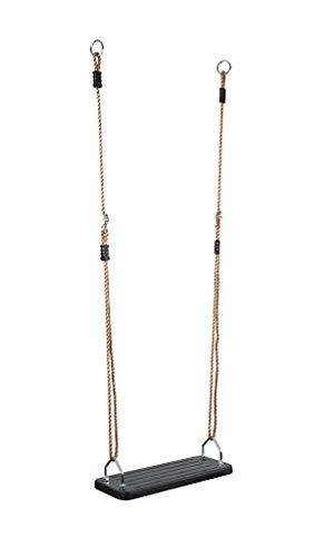 Hudora 72175/00 - Columpio Infantil de Goma, 38 x 17,5 cm