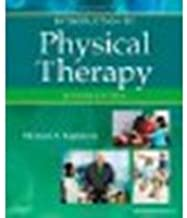 Introduction to Physical Therapy by Pagliarulo PT EdD, Michael A. [Mosby, 2011] 4th Edition [Paperback] (Paperback)