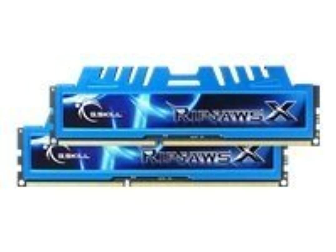 期限切れ非アクティブ四分円G.SKILL Ripjaws X Series 16GB (2 x 8GB) 240-Pin SDRAM DDR3 1866 (PC3 14900) Desktop Memory F3-1866C9D-16GXM by G.Skill [並行輸入品]
