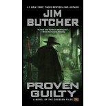Proven Guilty (07) by Butcher, Jim [Mass Market Paperback (2007)]