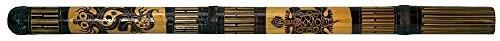 Kamballa 838604 Didgeridoo graviert 120 cm
