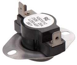 Industrial Grade 6UED2 Fan and Limit 120-140 Temp Range