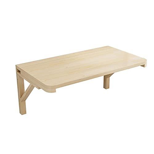 WJDY Mesa Plegable De Pared Impermeable y Resistente Al Desgaste Mesa Colgante Plegable Se Puede Utilizar como Mesa De Ordenador, Mesa De Comedor (Size : 120x60cm)