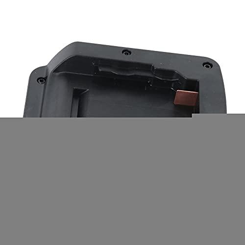 Adaptador para Milwaukee, convertidor de batería, 20 V, Resistente y Conveniente Herramienta de conversión de Materiales de Calidad para Milwaukee, para Milwaukee V18 Tool Milwaukee