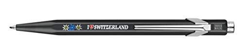"Caran d'Ache Swiss Made Special Edition Ballpoint Pen, ""Edelweiss"" with Tin"