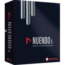 Steinberg Nuendo 5 Digital Audio Workstation (Mac and Windows)