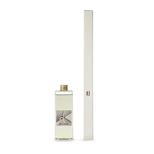 ISS OlimpiaHome - Recarga para difusor de varillas de lirio de amor, 500 ml, recarga de perfume de ambiente natural