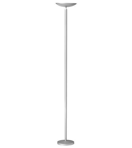 unilux Halogen-Stehleuchte FIRST, Farbe:metallgrau, 200 Watt, alluminio