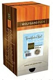Wolfgang Puck Breakfast in Bed 12-Grams Coffee Pods-2 Pack-32 Coffee Pods Total