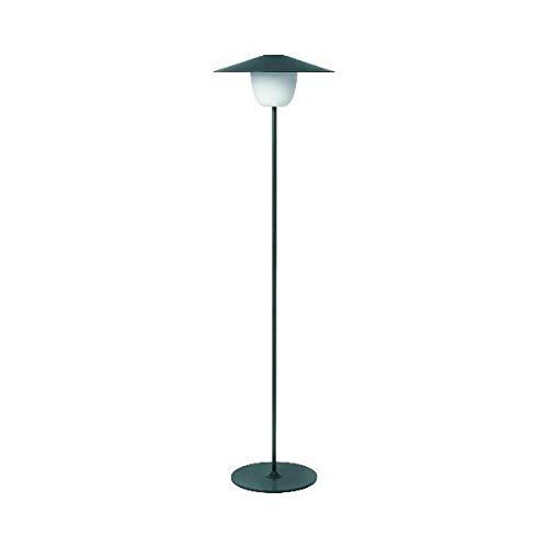 Ani Lamp Mobile LED vloerlamp met accu H 121cm / Ø 34cm/2700K/120lm magneet/gepoedercoat