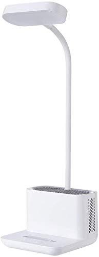 Lezen Licht Anion Zuivering USB Tafellamp-Roze Bureau Verlichting