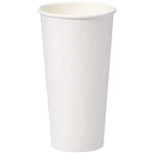 Amazon Basics Compostable 20 oz. Hot Paper Cup, Pack of 500