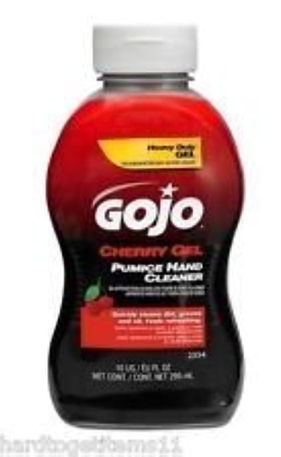 バトル心理的にしてはいけませんGOJO Hand Cleaner Heavy Duty 10オンスボトル