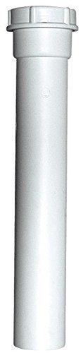 Verlängerungsrohr für Verstellrohre / Ablaufbögen | Kunststoff | 40 x 250 mm