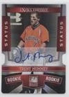 Trent Mummey #37/50 (Baseball Card) 2010 Donruss Elite Extra Edition - [Base] - Status Red Die-Cut Signatures [Autographed] #149