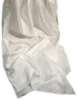 Blank Silk Scarves for Dyeing (11