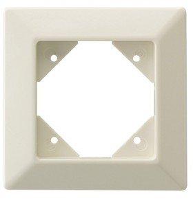 REV Ritter 00617 Standard Quadro 1-fach Rahmen cremeweiss