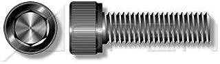 (1200 pcs) Metric DIN 912 M3X8 Socket Head Cap Screw Class 12 Steel