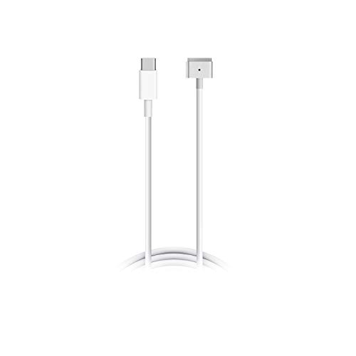 Atcuji 15V-20V/3A-4.5A PD to DC Charge Cable 60W Power Delivery Charging for 2012-2015 MacBook Pro Retina MacBook Air (AT3AM2 PD to Magsafe2 Charger Charge Cable)