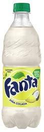 Evaxo Pina Colada Bottles, 20oz, 24 Pack