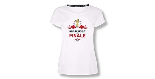 RB Leipzig DFB Pokal Finale Women T-Shirt (XL, weiß)