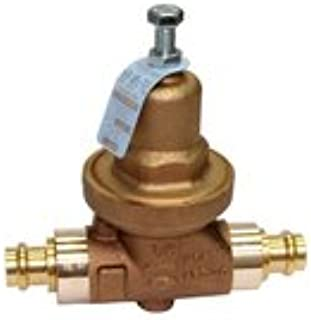 Apollo Conbraco 36LF Series 1 in. 75# 250 psi Solder Bronze Water Pressure Reducing Valve
