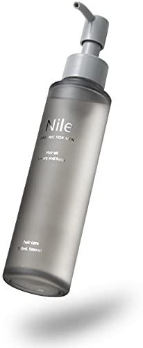 Nile ヘアオイル メンズ 洗い流さないトリートメント ヘアフレグランス100g